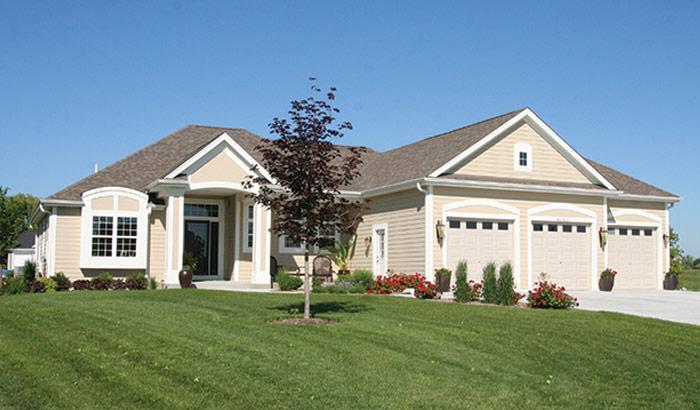 Ranch Homes Orendorf Custom Homes